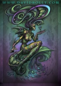 David Bollt-Mermaid Wave