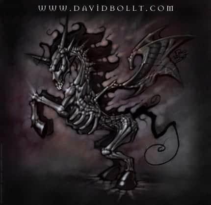 David Bollt-Unicorn